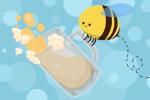 bees at the bar