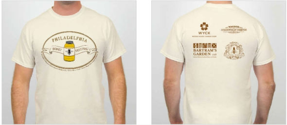 Honey Festival Tshirt