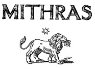 MithrasCandle