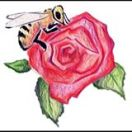 honey rose naturals logo